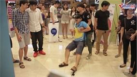 Trải nghiệm cảm giác sợ hãi tột cùng với trò chơi thực tế ảo tại Hà Nội