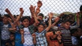 30 bé trai Syria bị cưỡng hiếp tại các trại tị nạn Thổ Nhĩ Kỳ