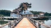 Công viên bỏ hoang ở Huế nổi tiếng thế giới vì vẻ kinh dị