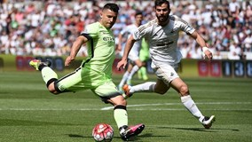 Hòa Swansea, Man City giành vé dự Champions League