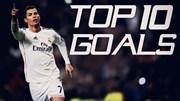 Top 10 siêu phẩm của Ronaldo mùa giải 2015/16