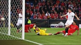 Hạ Liverpool, Sevilla đoạt vé dự Champions League