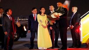 Tổng thống Mỹ Obama thăm Việt Nam 2016