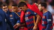 Suarez khóc như mưa, nguy cơ lỡ Copa America