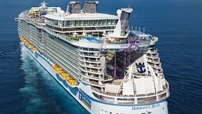 Chiêm ngưỡng vẻ đẹp của siêu du thuyền lớn nhất thế giới