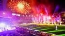 Barca mở tiệc tưng bừng khoe cú đúp danh hiệu