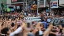 Người dân TP HCM náo nức đón Tổng thống Mỹ Obama