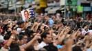 Phóng viên Nhà Trắng ghi hình hàng nghìn người dân TP.HCM chào đón ông Obama