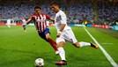 Real 1-0 Atletico: Bàn thắng tranh cãi (H1)