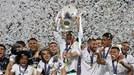 Giây phút Real Madrid đăng quang Champions League