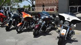 Thú chơi mô tô phân khối lớn Harley của người Việt