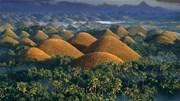 Đồi socola - kiệt tác thiên nhiên của Đông Nam Á