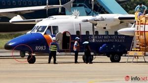 Máy bay SU 30-MK2 và CASA 212 gặp nạn