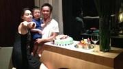 Hồ Ngọc Hà tái hợp Cường đô la trong dịp sinh nhật con