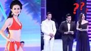 """""""Sốc"""" với clip nói tiếng Anh không ai hiểu của hoa hậu Việt"""