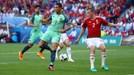Những pha đánh gót ghi bàn tuyệt đỉnh của Ronaldo