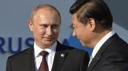 """Ông Putin hết lời ca ngợi """"mối lương duyên"""" Nga-Trung"""