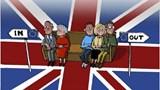 Toàn cảnh Anh rời EU trong 100 giây