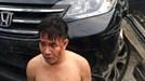 Trộm xe ô tô CRV, trên đường tẩu thoát thì bị bắt