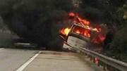 Trung Quốc: Cháy xe buýt, ít nhất 35 người chết cháy