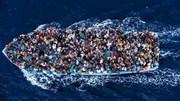 Cảnh vượt biển kinh hoàng của dân di cư qua Địa Trung Hải