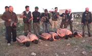 IS công bố video hành quyết 5 nhà báo Syria
