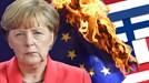 Thủ tướng Đức cảnh báo 5 nước nữa có thể rời EU