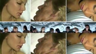 Donald Trump, Taylor Swift... thi nhau khỏa thân trong MV của Kanye West