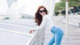 """Ngọc Trinh khoe đường cong và giọng hát trong MV """"Tuyệt sắc giai nhân"""""""
