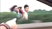 Làm rõ 3 thanh niên đi ngược chiều trên đường cao tốc