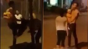 Vợ chấp nhận để chồng bạo hành giữa phố vì đứa con 2 tuổi