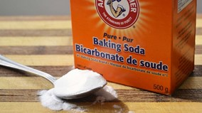 Mẹo cực hay đánh bay mùi khó ngửi với bột baking soda