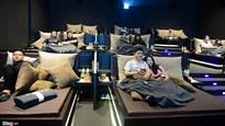 Bên trong rạp chiếu phim giường nằm đầu tiên ở VN có gì?