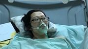 Mẹ bị ung thư giai đoạn cuối vẫn quyết mổ ngồi để cứu con