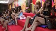 Thái Lan muốn xóa bỏ ngành công nghiệp tình dục
