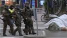 Cận cảnh giằng co giữa hung thủ xả súng và cảnh sát Munich