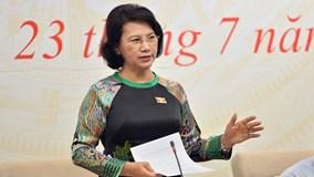 Chủ tịch Quốc hội sẽ trao đổi với ông Võ Kim Cự vì việc né tránh trả lời về Formosa
