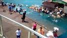 Sập nhà hàng nổi chở 300 du khách do tàu du lịch va chạm