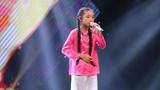 Cô bé dân ca khiến dàn HLV The Voice Kids 'phát cuồng'