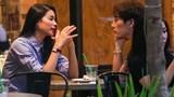 Lộ clip Phạm Hương bực bội vì bị bóp méo hình ảnh ở The Face