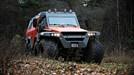 Avtoros Shaman - xe 8 bánh siêu địa hình từ Nga