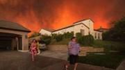 Cháy rừng tại Los Angeles, 10.000 gia đình phải đi sơ tán