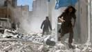 Cận cảnh đánh bom tự sát tại Syria khiến hàng chục người thiệt mạng