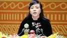 Bà Kim Tiến được đề nghị tiếp tục làm Bộ trưởng Bộ Y tế