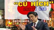 """Nhật Bản với """"cú hích"""" 266 tỷ USD kích cầu kinh tế"""