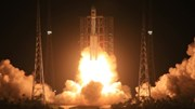 Tên lửa Trung Quốc rơi xuống đất Mỹ
