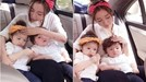 Xúc động rơi nước mắt trước những hình ảnh của Elly Trần và bé Mộc Trà