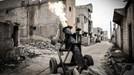 Quân đội Syria phát hiện kho đạn pháo lớn của khủng bố ở Bani Zaid