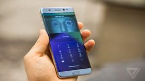 Dùng thử Samsung Galaxy Note 7