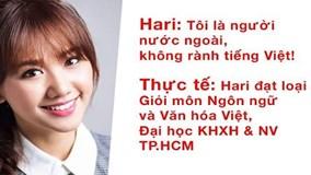"""Hari Won và những lần bị """"tố"""" nói dối, giả tạo"""